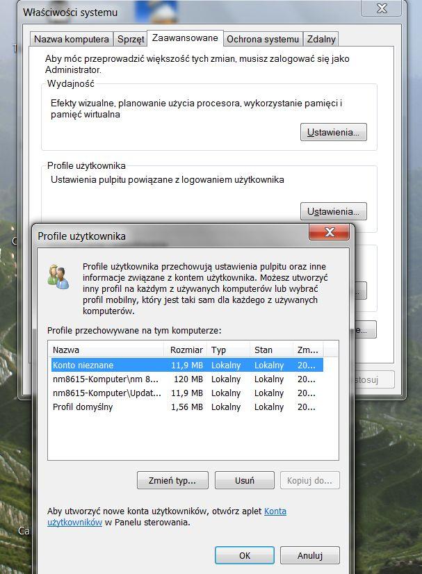 RE: Formatowanie obu dysków,lecz z zostawieniem samego Win7
